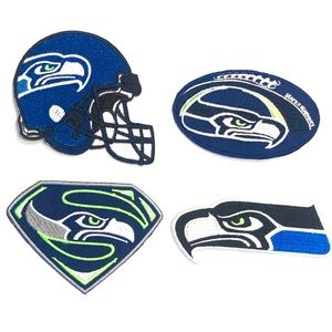 Other - Seattle Seahawks Patch iron on NFL Football team